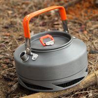 Wholesale Fire Maple Heat Exchanger Kettle Camping Tea Pot Outdoor Kettle L FMC XT1
