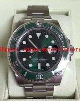 automatic card - LUXURY WATCH NEW LV Ceramic Green HULK Box New Style White Card Wristwatches