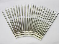 Wholesale Hakko soldering tips T12 T15 solder tips for Hakko FX951 FX952 solder station FM2027 solder iron