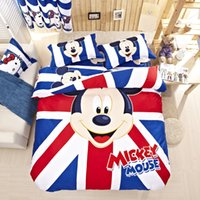 baby comforter size - Idea Gift Mickey Mouse Baby Bed Set Luxury Baby Bedding Comforters On Sale Twin Queeen King Size