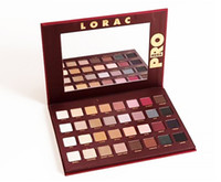 makeup - 2015 LORAC Limited Edition Holiday Mega PRO Palette Eye Shadow Color Makeup Freeshipping by DHL Factory Derictly