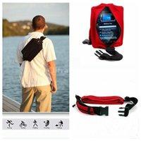 art messenger bags - LJJG285 Super Elastic Waist Belt Bag Cross Body Bag Travel Sports Hiking Running Fanny Pack Fitness Men Women Jogging Belt Pouch