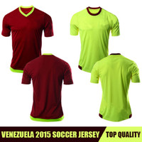 Cheap Whosales Discount New Venezuela 2015 Soccer Jerseys,Chandal Venezuel Jersey 15 16 Football Shirt American Cup A++Quality Free shipping