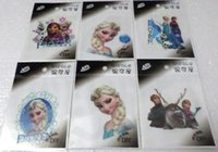 Wholesale Frozen patches iron on Motif sew on iron on Applique DIY accessory