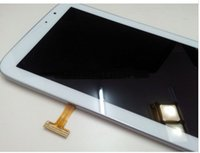 Wholesale Brand New For Samsung Galaxy Note N5110 WITH FRAME LCD Touch Screen Digitizer With Logo By
