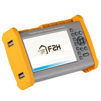 Wholesale FHO5000 D40 SM OTDR nm dB m with Power Meter Laser Source VFL Touch Screen Days Warranty