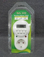auto weekly - Original Auto Weekly Digital Programmable Watering Cooking Timer Time Switch Power Saving EU Socket Plug V Hz