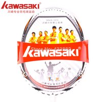 badminton rackets cheap - KAWASAKI Explore High Quality Badminton Rackets Cheap Badminton Racquet Battledore L020