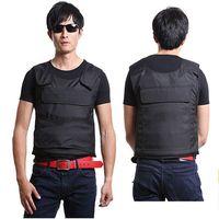 bulletproof vest - Bulletproof vest Tactical vest Built Switzerland High Meng steel Protect life safety Body armor cs Military Protective combat
