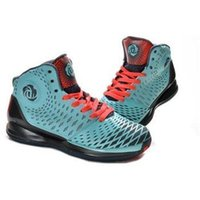 Wholesale AD shoes New arrival Famous Player Derrick Rose IV Men s Athletic Basketball Shoes Spider Man