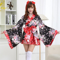 Wholesale COS and the clothing Cosplay Lolita es maid heavy cherry Lolita Womens Japanese anime costumes