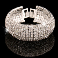 america gold bracelet - New Arrivals Brand New Design Crystal Bangle Bracelets For Women Europe and America Fashion Jewelry Top Quality Bracelets Bangles