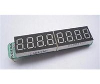 Wholesale 5V MAX7219 Digit LED Display Control Module Board Digital Tube For Arduino New