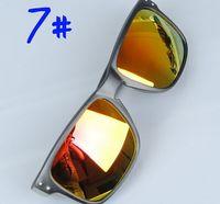 Wholesale High quality color fashion sports men sunglasses fishing bike bicycle cycling sunglasses Brand designer glasses