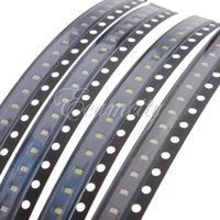Wholesale colorsx20pcs Brand New SMD Ultra Bright Red Green Blue White Yellow Orange LED Kit