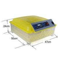 Wholesale Brand New Automatic Eggs Digital Clear Egg Incubator Hatcher Turning Temperature Control