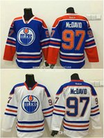 nhl jersey - Cheap Edmonton New Player Connor Mcdavid Light Blue White Oilers Nhl Ice Hockey Jersey