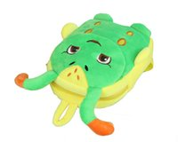 Backpacks bao toys - Children lovely new design school bags baby cartoon Tang Bao character backpack little kids green toys bags