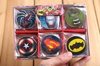 Wholesale box pc The Avengers cute eraser student eraser cartoon eraser student stationery prizes