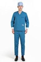 medical scrubs - 2015 OEM nursing uniforms scrubs medical scrub sets medical nursing set uniform men medical scrub set uniform scrubs