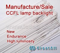 Wholesale inch wide sreen LCD CCFL lamp backlight tube MM mm inch wide sreen CCFL light