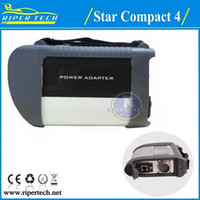 Wholesale 2015 MB star New compact diagnostic tool for Mercedes Benz with Dell HDD Newest software SD Connect C4
