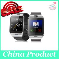 Wholesale Aplus GV18 quot GSM Bluetooth Wearable Watch Phone NFC Bluetooth Dialer Massage SIM Card calling Music Pedometer Camera