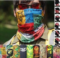 Wholesale outdoor riding magic scarf Variety scarf seamless scarf bike hundreds of styles available
