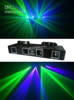 Wholesale Lens GV DJ Laser Light DMX512 DJ Disco Party Stage Laser Lighting L