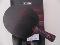Wholesale STIGA HYBRID WOOD NCT pingpong balde HYBRID WOOD CS FL table tennis racket
