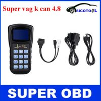 Wholesale Super vag k can vag odometer correction tool For VW odemeter Super VAG K CAN correction tool version