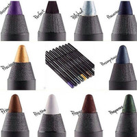 eye gel eye liner - 2016 New Unique Precision Pencil Eyeliner Colors Waterproof Eye Liner Gel Makeup Eye Liner Moodstruck