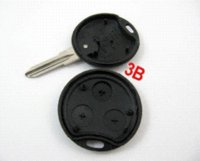 Wholesale Remote Key Fob Case for SMART Fortwo Button MERCEDES FOR Benz Smart Key Shell M7385 car