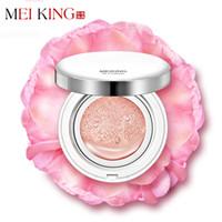 air cushion finish - China Rose Beauty Air Cushion CC Cream Concealer Makeup Matte Finish White Moisturizing Makeup CC MG