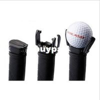 Wholesale 500pcs New Arrival New Golf Ball Pick Up Ultimate Ball Retriever Hot a