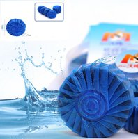 automatic toilet bowl cleaners - New Blue Bubble Automatic Toilet Bowl Antibacterial Cleaning Tabs Cleaner