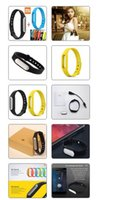Wholesale Hot Xiaomi Mi Band Smart Wrist Fitness wearableTracker Bracelet Watch ORIGINAL