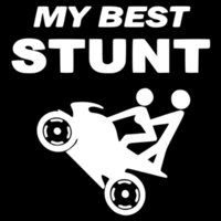 best vehicle body - Car Stickers My Best Stunt Motorcycle Car Window Sticker Truck Funny Vehicle White Vinyl Decal