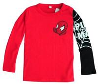 Wholesale New children s clothing child long sleeve T shirt boy girls child girls the three dimensional basic shirt Colorful Zebra