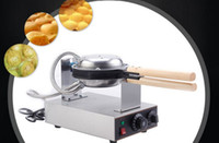 Wholesale v Electric Eggettes Egg Waffle Maker SET