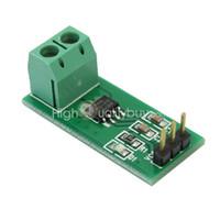 Wholesale 1Pc A Range Current Sensor Module ACS712 x1 x1 cm V Power Supply