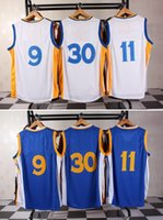 Wholesale 2015 American Basketball Jersey GS Blue Road White Home Basketball Jerseys Top Players Jerseys Hot Sale Authentic Jerseys
