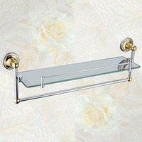 Wholesale Cody factory direct bathroom with single rod racks towel bar bathroom accessories I113A