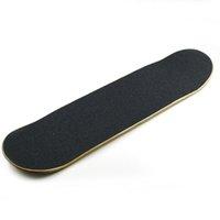 Wholesale New Non Slip Blank Skateboard Deck Warning Skateboard Longboards