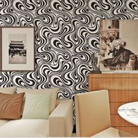 Wholesale 0 m D abstract wallpaper modern minimalist living room sofa bed Non woven wallpaper background wallpaper shop home filled Specials
