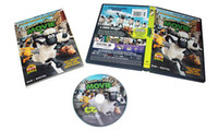 Wholesale The Blank disc for Shaun the Sheep Movie Big Hero The Lion King Frozen Maleficent home animation dvd movies workout fitness dvd factory