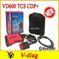 Cheap NEW 2014.2 R2 version bluetooth VD600 TCS CDP PRO PLUS with TF CARD
