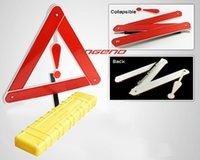 aircraft signs - Car Reflective emergency tripod warning aircraft warning signs emergency folding Warning Triangles