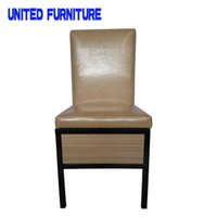 Wholesale Can storage use upholstered dining chairs Divany Furniture modern dining chair small wood drawer cabinet storage