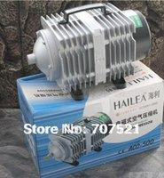 Wholesale discount L min Hailea ACO AC air compressor air pump for hydroponics portable diaphragm V oil free aquacuture